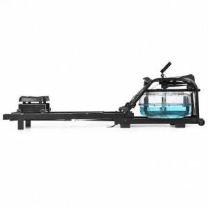 Costway Adjustable Resistance Health Fitness Water Rowing Machine