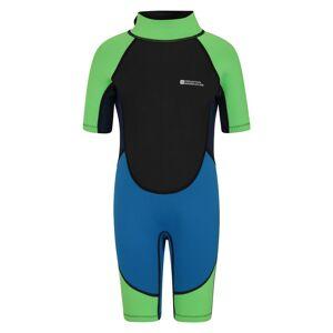 Mountain Warehouse Junior Shorty Wetsuit - Blue  - Size: 5-6