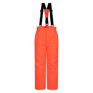 Mountain Warehouse Falcon Extreme Kids Ski Pants - Pink  - Size: 5-6