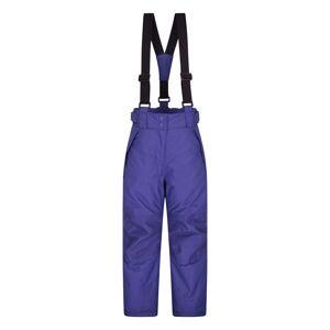 Mountain Warehouse Falcon Extreme Kids Ski Pants - Navy  - Size: 5-6