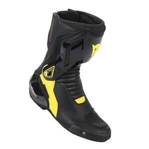 DAINESE NEXUS BOOTS - BLACK/FLUO-YELLOW - Size: 42
