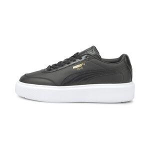 Puma Oslo Maja Women's Sneakers in Black/Team Gold, Size 11