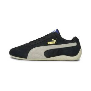 Puma Speedcat OG+ Sparco Motorsport Shoes in Black/Whisper White, Size 11