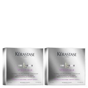 Kerastase Krastase Specifique Cure Anti-Pelliculaire Anti-Recidive Treatment 12 x 6ml Duo