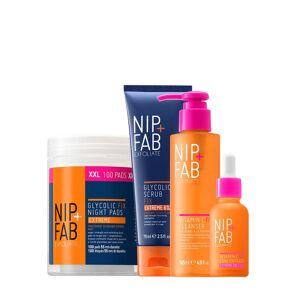 NIP+FAB Glow + Exfoliate Fix Regime (Worth 75.80)