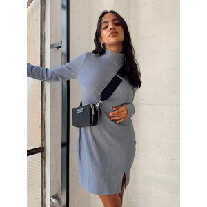 Princess Kehlanae Mini Dress Blue - Female