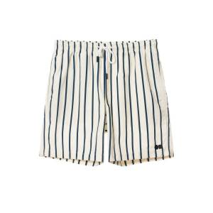 Solid & Striped The California Swimsuit In Breton Stripe Cream Navy Size XXL Solid & Striped