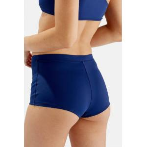Solid & Striped The Cindy Bikini Bottom In Navy Size XS Solid & Striped
