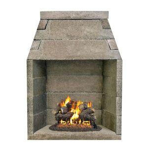 """FireRock B-Vent Fireplace - 48"""""""