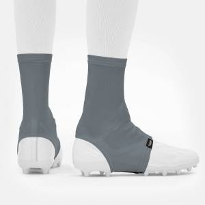 Sleefs Hue Gray Spats / Cleat Covers