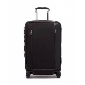 tumi International Dual Access 4 Wheeled Carry-On  - Black - Size: one size