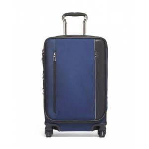tumi International Dual Access 4 Wheeled Carry-On  - Navy - Size: one size