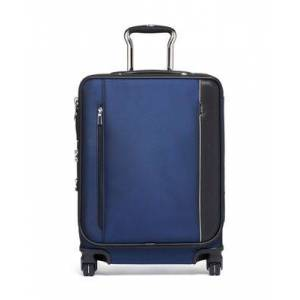 tumi Continental Dual Access 4 Wheeled Carry-On  - Navy - Size: one size