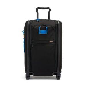 tumi International Expandable 4 Wheeled Carry-On  - Nova/Blue - Size: one size