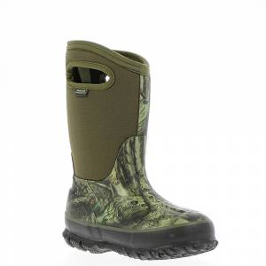 BOGS Classic Camo Boys' Toddler-Youth Multi Boot 2 Youth M