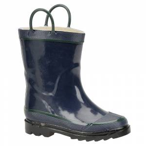Western Digital Chief Firechief 2 Boys' Toddler-Youth Navy Boot 2 Youth M