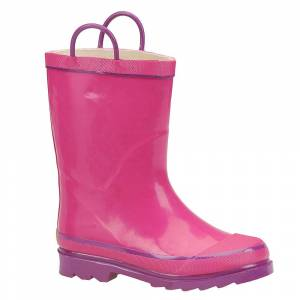 Western Digital Chief Firechief 2 Girls' Toddler-Youth Pink Boot 12 Toddler M
