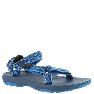 Teva Hurricane XLT 2 Boys' Toddler-Youth Blue Sandal 5 Youth M