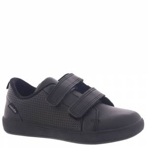 Stride Rite M2P Jude Boys' Infant-Toddler-Youth Black Sneaker 10.5 Toddler W