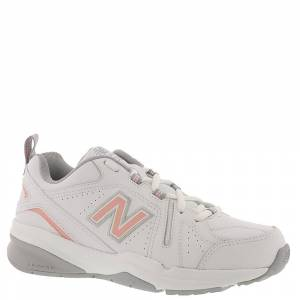New Balance WX608v5 Women's White Sneaker 6.5 B