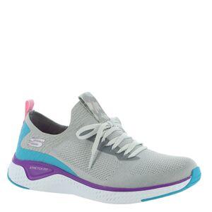 Skechers Sport Solar Fuse-13325 Women's Grey Sneaker 7.5 M
