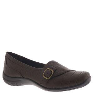 Easy Street Cinnamon Women's Brown Slip On 7 W