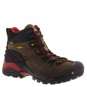 Keen Utility Pittsburgh Men's Brown Boot 9.5 D