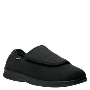 Propet Cush N Foot Men's Black Slipper 9.5 E5