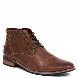 Deer Stags Rhodes Men's Brown Boot 11 W