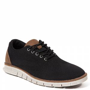 Deer Stags Berger Men's Black Oxford 10 M