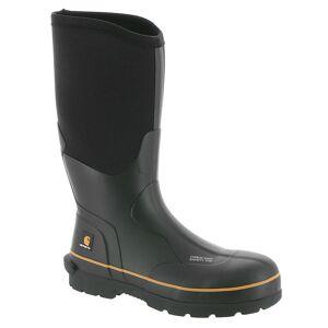 "Carhartt CMV1451 15"" Carbon Toe Rubber Boot Men's Black Boot 8 M"