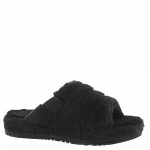 UGG Fluff You Men's Black Slipper 7 M