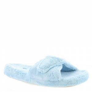 Acorn Spa Slide II Women's Blue Slipper M M