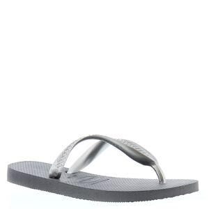 Havaianas Top Tiras Sandal Women's Grey Sandal 9/10 M