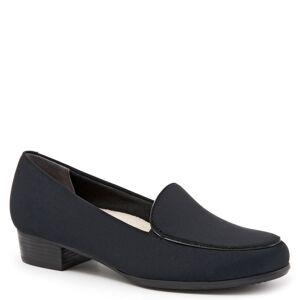 Trotters Monarch Women's Black Slip On 6 W