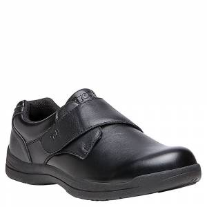 Propet Marv Strap Men's Black Oxford 14 E5