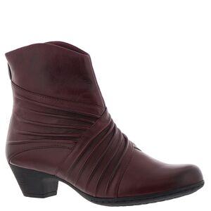 Rockport Brynn Ruched Boot Women's Burgundy Boot 10 N