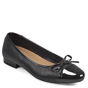Aerosoles Outrun Women's Black Slip On 10 M