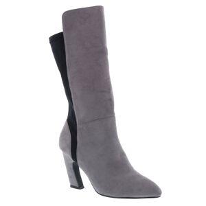 Bellini Chrome Women's Grey Boot 10 W