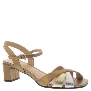 Trotters Majesty Women's Metallic Sandal 11 W