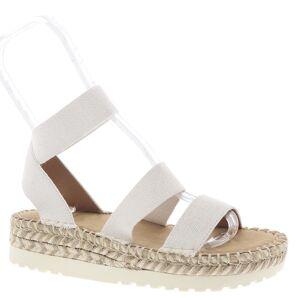 White Mountain Kolton Women's White Sandal 7 M