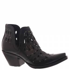 Ariat Dixon Studded Women's Black Boot 8 B