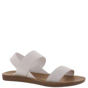 Steve Madden Roma Women's White Sandal 6.5 M