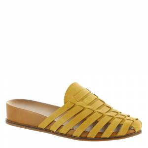 Lucky Brand Doerid Women's Yellow Slip On 6 M