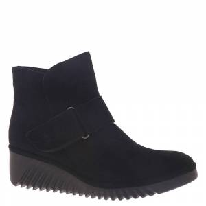 Fly London Labe Women's Black Boot Euro 38 US 7.5 - 8 M