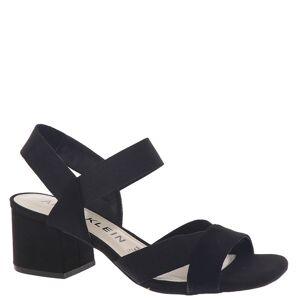 AK Anne Klein Baker Women's Black Sandal 6.5 M