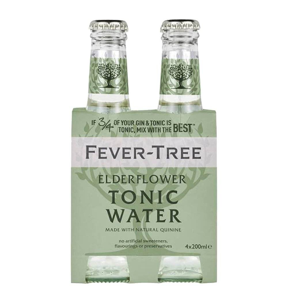 "Fever-Tree - Tonic Water ""elderflower"""