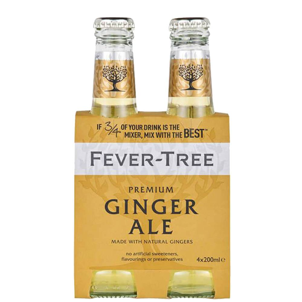 Fever-Tree - Premium Ginger Ale