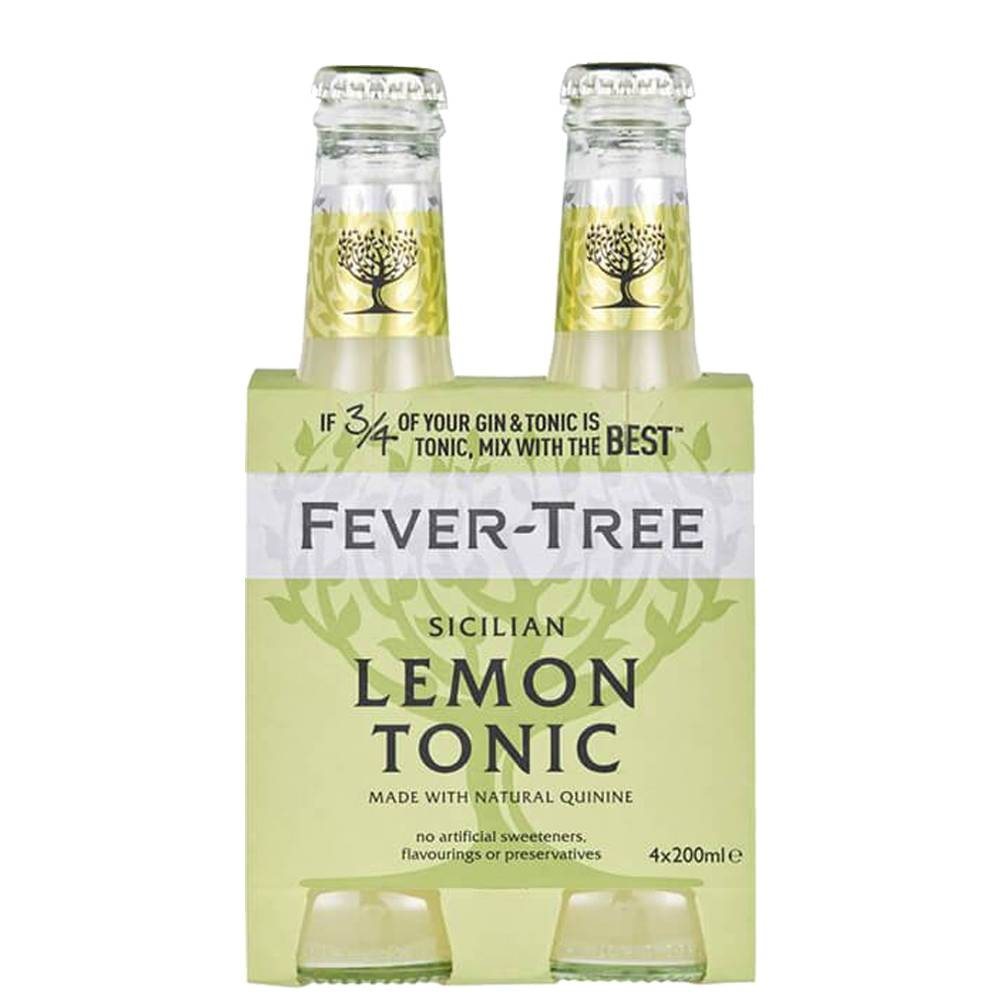 Fever-Tree - Sicilian Lemon Tonic