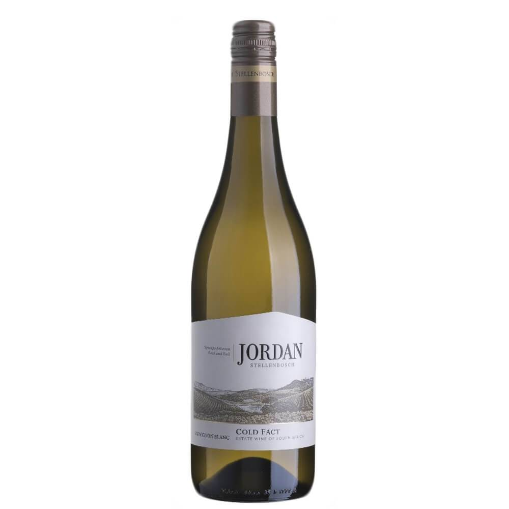 Jordan - Stellenbosch Sauvignon Blanc Cold Fact 2018